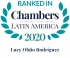 Partner Lucy Objio ranked in Chambers Latin America 2020