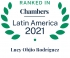 Partner Lucy Objío ranked by Chambers Latin America 2021