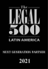 Partner Lucy Objío ranked as a Next Generation Partner by Legal 500 Latin America 2021