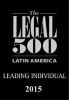 Partner Lucy Objio was recommended by Legal 500 in Dispute resolution